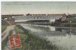 Comines: Pont Du Chemin De Fer (Train) - Comines-Warneton - Komen-Waasten