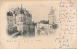 CPA - France - (37) Indre Et Loire - Chateau De Chenonceaux - Le Pont Levis - Chenonceaux