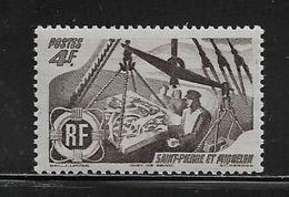 SAINT PIERRE ET MIQUELON  ( SPM4 - 9 )   1947  N° YVERT ET TELLIER  N° 337  N** - St.Pedro Y Miquelon