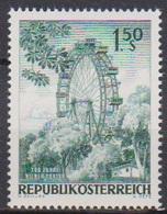 Österreich 1966 Nr.1204  ** Postfr. 200 Jahre Wiener Prater( 8721) Günstige Versandkosten - 1961-70 Ungebraucht