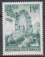 Österreich 1966 Nr.1204  ** Postfr. 200 Jahre Wiener Prater( 8723) Günstige Versandkosten - 1961-70 Ungebraucht
