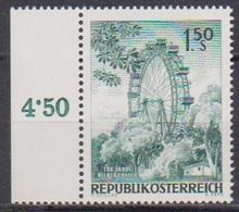 Österreich 1966 Nr.1204  ** Postfr. 200 Jahre Wiener Prater( 8724) Günstige Versandkosten - 1961-70 Ungebraucht