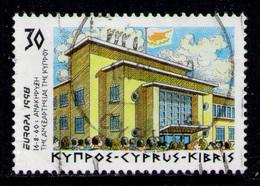 CYPRUS 1998 - From Set Used - Chypre (République)