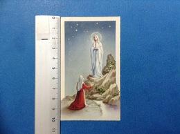 SANTINO HOLY CARD VERGINE SANTA ABATE PERREYVE EDIZIONE FB S2091 - Santini