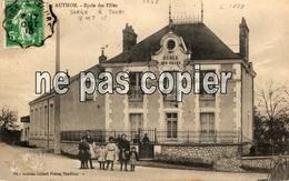 LOT 0427 AUTHON ECOLE DES FILLES - Francia