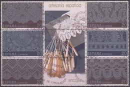 ESPAÑA 1989 Nº 3016/21 USADO 1º DIA - 1981-90 Gebraucht