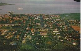POSTCARD PORTUGAL - PORTUGUESE GUINEA - GUINÉ - VISTA AEREA DE  BISSAU - Guinea-Bissau