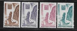 SAINT PIERRE ET MIQUELON  ( SPM4 - 15 )   1947  N° YVERT ET TELLIER  N° 325/328  N** - St.Pierre & Miquelon