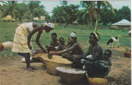 POSTCARD PORTUGAL - PORTUGUESE GUINEA - GUINÉ - MERCADO NATIVO  DE  BISSAU - Guinea-Bissau