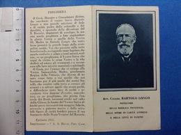 SANTINO HOLY CARD BARTOLO LONGO - Santini