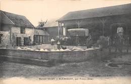 60-BLAINCOURT- MAISON SAJOT, PRE PERCY - Autres Communes
