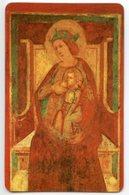Paullo MI - Santino Plastificato B. V. MARIA DEL FRATELLO, Parrocchia SS. MM. Quirico E Giulitta - OTTIMO R12 - Religione & Esoterismo