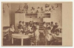 Yugoslavia After WWII - Life Children In Child Home, Edit Foto RVJ  Zagreb VI-6 - Children
