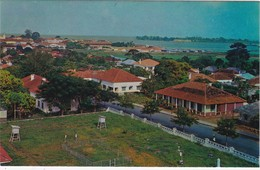 POSTCARD PORTUGAL - PORTUGUESE GUINEA - GUINÉ - VISTA GERAL E ILHÉU DO REI - BISSAU - Guinea-Bissau