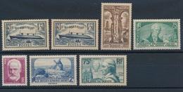 CZ-74: FRANCE:lot** Avec  N°299(2)-302-303-304-311-313 - Unused Stamps
