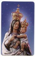 Acquavella SA  - Santino Plastificato MARIA SS. DELLE GRAZIE - OTTIMO R12 - Religione & Esoterismo