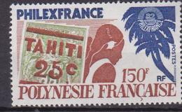 Francese Philexfrance  Birds MNH - Polinesia Francese