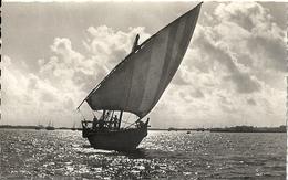CPSM Somalie Djibouti Boutre - Somalie