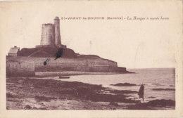 Saint Vaast La Hougue (50) - La Hougue à Marée Haute - France