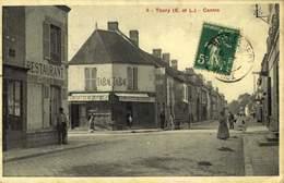 28 - TOURY. CENTRE  / A 488 - Autres Communes