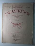 L'Illustration 3776 17 Juillet 1915 Rouget De Lisle/Pierre Loti/Le Creusot/Yprès/Saint-Cyr/Conférence De Calais/Gouraud - Zeitungen