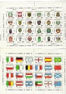 SALVADOR Nº 497 AL 547 - Fußball-Weltmeisterschaft