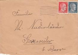 BRIEF 23 6 42 . SRASSBURG TO GOZEWEILER - Germany