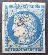 R1568/37 - CERES N°4 - PC 248 : BAR-LE-DUC (Meuse) - 1849-1850 Cérès