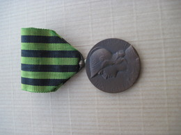 MEDAILLE COMMEMORATIVE De La GUERRE De 1870/1871  Port Offert - Médailles & Décorations