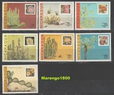 Nicaragua 1987 - Cactus          (g5686) - Sukkulenten