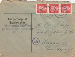 BRIEF . 5 5 44. BÜRGERHOSPITAL SAARBRÜCKEN - Germany