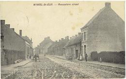 WYNKEL-St-ELOI - St Eloois Winkel - Roesselare Straat - Uitg. Ve Rousseau-L'ainez N° 1157 - Ledegem