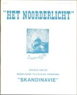 Het Noorderlicht, Tijdschrift Vd Scandinavië Vereniging, Nr 30 T/m Nr 49, Compleet Van 1972 (nr 30) T/m 1976 - Riviste