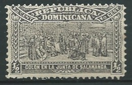 Dominicaine   -  Yvert N° 92 *   -  Ah 30714 - Dominican Republic