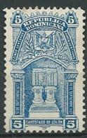 Dominicaine   -  Yvert N° 85 *   -  Ah 30717 - Dominican Republic