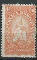 Dominicaine   -  Yvert N° 86 *   -  Ah 30720 - Dominican Republic