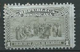 Dominicaine   -  Yvert N° 89 *   -  Ah 30721 - Dominican Republic