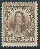équateur  Yvert N°166   (*)   -  Ah 30729 - Ecuador