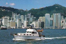 1 AK Hongkong * Victoria Harbour * - China (Hongkong)
