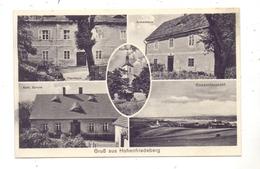 NIEDER-SCHLESIEN - HOHENFRIEDEBERG / DOBROMIERZ, Kreis Bolkenhain, Armenhaus, Pfarrhaus, Katholische Schule & Kirche - Schlesien