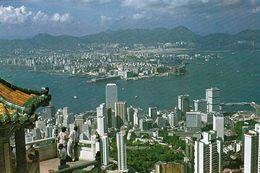 1 AK Hongkong * Hong Kong Island And Kowloon Peninsula * - China (Hongkong)