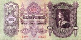 Hungary 100 Pengö, P-98 (1.7.1930) - UNC - Ungarn