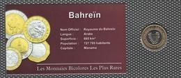 0004 - 'MONNAIES BICOLORES LES PLUS RARES' - Bahrein - 100 Fils - 2005 - Bahrein