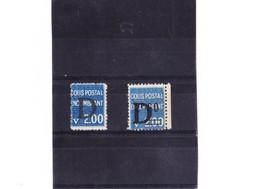 FRANCE COLIS POSTAUX N° 145-146 N** - Mint/Hinged
