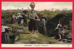 PORTUGAL  - ESPINHO  COSTUME COSTUMES - Aveiro