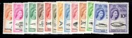 Tristan Da Cunha YT N° 28/41 Neufs ** MNH. TB. A Saisir! - Tristan Da Cunha