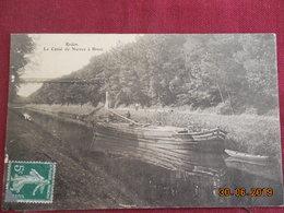 CPA - Redon - Le Canal De Nantes à Brest - Redon