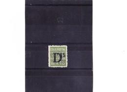 FRANCE COLIS POSTAUX N° 138 N** - Mint/Hinged