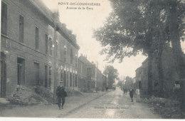 62 // PONT DE COURRIERES    Avenue De La Gare   Edit Vendeville  ** - France