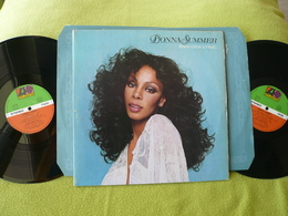 Donna Summer 33t X2 Vinyles Once Upon A Time - Disco, Pop